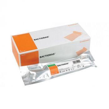 BACTIGRAS ROLL (Бактиграс Ролл) - стерильная марлевая повязка с хлоргексидина ацетатом, 15 см x 1 м