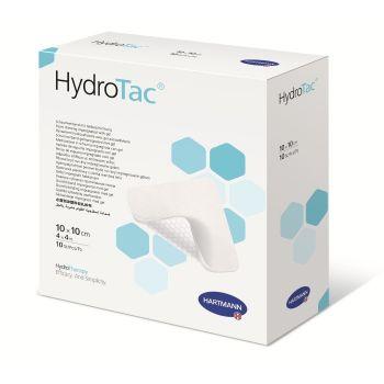 HydroTac (ГидроТак) - абсорбирующая губчатая повязка с гидрогелевым покрытием