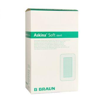 Аскина Софт (Askina Soft) - повязка послеоперационная для всех видов ран