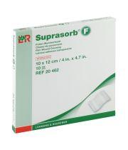 Suprasorb F (Супрасорб Ф) - стерильная прозрачная пленка для влажного заживления ран, 10x12 см