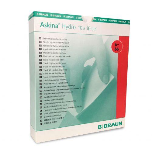 Аскина Гидро (Askina Hydro) - Гидроколлоидная раневая повязка из категории Гидроколлоидные