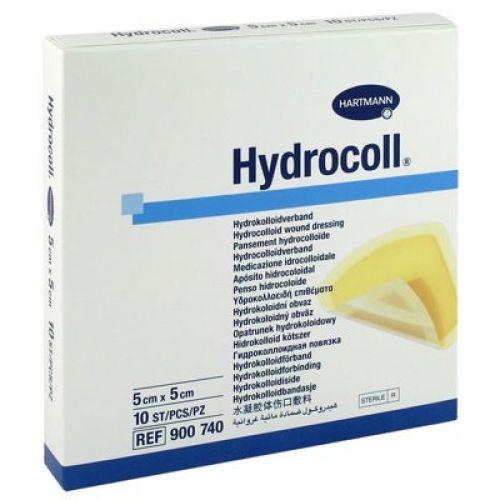 Hydrocoll (Гидроколл) - Повязка гидроколлоидная для лечения ран во влажной среде, самофиксирующаяся из категории Гидроколлоидные