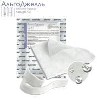 АльгоДжелль Аг+ (AlgoJell Ag+) - Стерильная кальциево-альгинатная повязка с ионами серебра