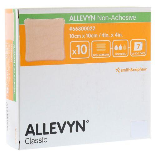 Allevyn Non-Adhesive (Аллевин Нон-Адгезив) - Неадгезивная гидроячеистая полиуретановая повязка из категории Губчатые