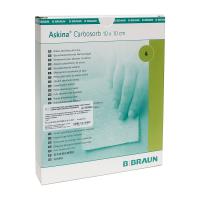 Аскина Карбосорб (Askina Carbosorb) - Стерильная многослойная углесодержащая раневая повязка