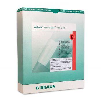 Аскина Трансорбент (Askina Transorbent) - Стерильная губчатая повязка с гидрогелевым слоем