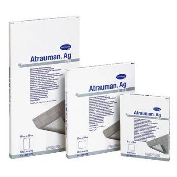 Atrauman Ag (Атрауман Аг) - стерильная мазевая повязка покрытая серебром