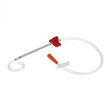 Цистофикс ТУР (Cystofix® TUR) 15Ch/12 см, ПУР - Набор базовый для надлобкового дренажа мочевого пузыря