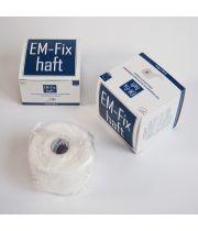 ЭМ-Фикс Хафт (EM-Fix Haft) - Бинт медицинский, эластичный, самофиксирующийся, белый