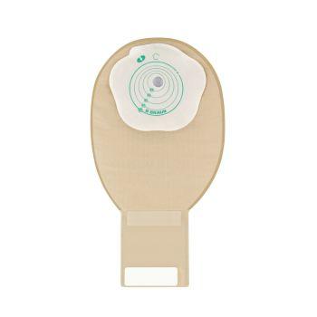 BBraun Flexima Roll Up (Флексима Ролл Ап) - Калоприемник однокомпонентный, телесный, 15-60 мм (с мягким встроенным зажимом, фильтром)