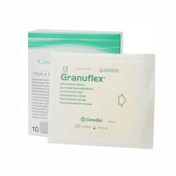 ГрануФлекс (GranuFlex) - Гидроколлоидная многослойная раневая повязка (покрытие)