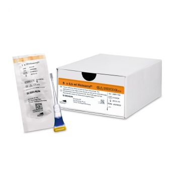 Гистоакрил (Histoacryl) - Биоклей медицинский для закрытия кожных ран, синий, 0,5 мл