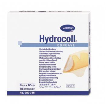 Hydrocoll concave (Гидроколл конкейв) - Гидроколлоидная повязка на область локтей и пяток 8 см х 12 см