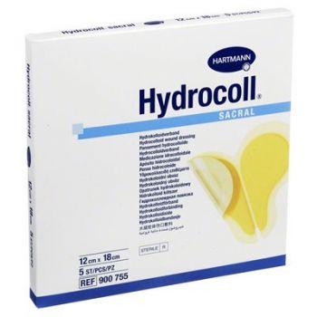 Hydrocoll Sacral (Гидроколл Сакрал) - Гидроколлоидная повязка на область крестца 12 см х 18 см