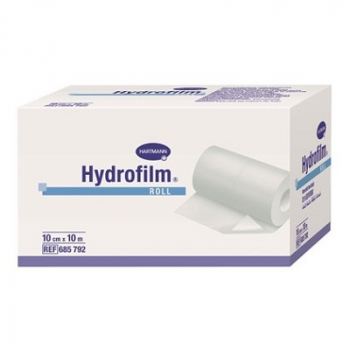 Hydrofilm Roll (Гидрофилм Ролл) - Прозрачная пленочная повязка (пластырь) в рулонах
