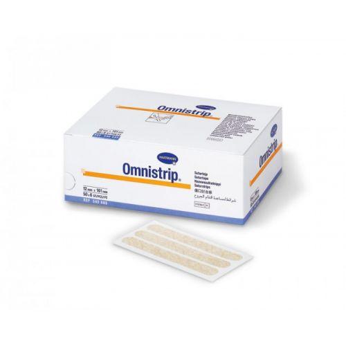 Омнистрип (Omnistrip) - Пластырные полоски на операционные швы  из категории Бинты и Пластыри