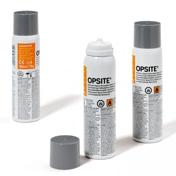 Opsite Spray (Опсайт спрей)  - Повязка плёночная (аэрозольный спрей)