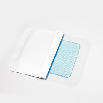 Флеботон (Phleboton) - Повязка гидрогелевая, прозрачная, стерильная, 10х10 см