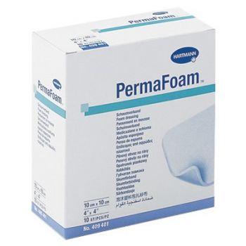 PermaFoam (ПемаФом) - Двухслойная губчатая повязка для сильно экссудирующих ран