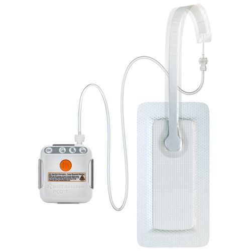 ПИКО 7 (PICO 7) - Бесконтейнерный индивидуальный одноразовый аппарат вакуумной терапии ран из категории Аппараты и Системы