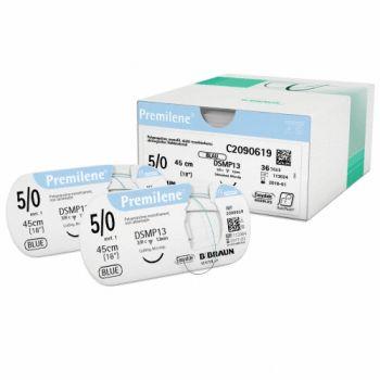 Premilene® (Премилен) - Хирургический стерильный нерассасывающийся шовный материал