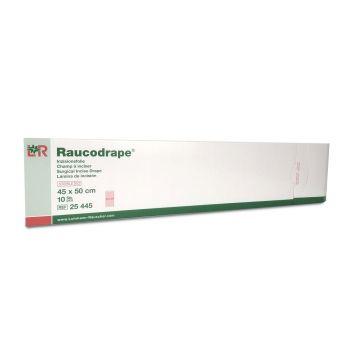 Раукодрейп (Raucodrape) - Прозрачная самоклеящаяся инцизная пленка (разрезаемое операционное покрытие)