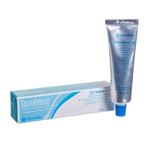 Стомагезив (Stomahesive) - Паста-герметик для защиты и выравнивания кожи вокруг стомы в тубе, 60г, ConvaTec из категории Средства для ухода