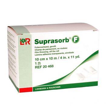 Супрасорб Ф (Suprasorb F) - Пленочная повязка в рулоне